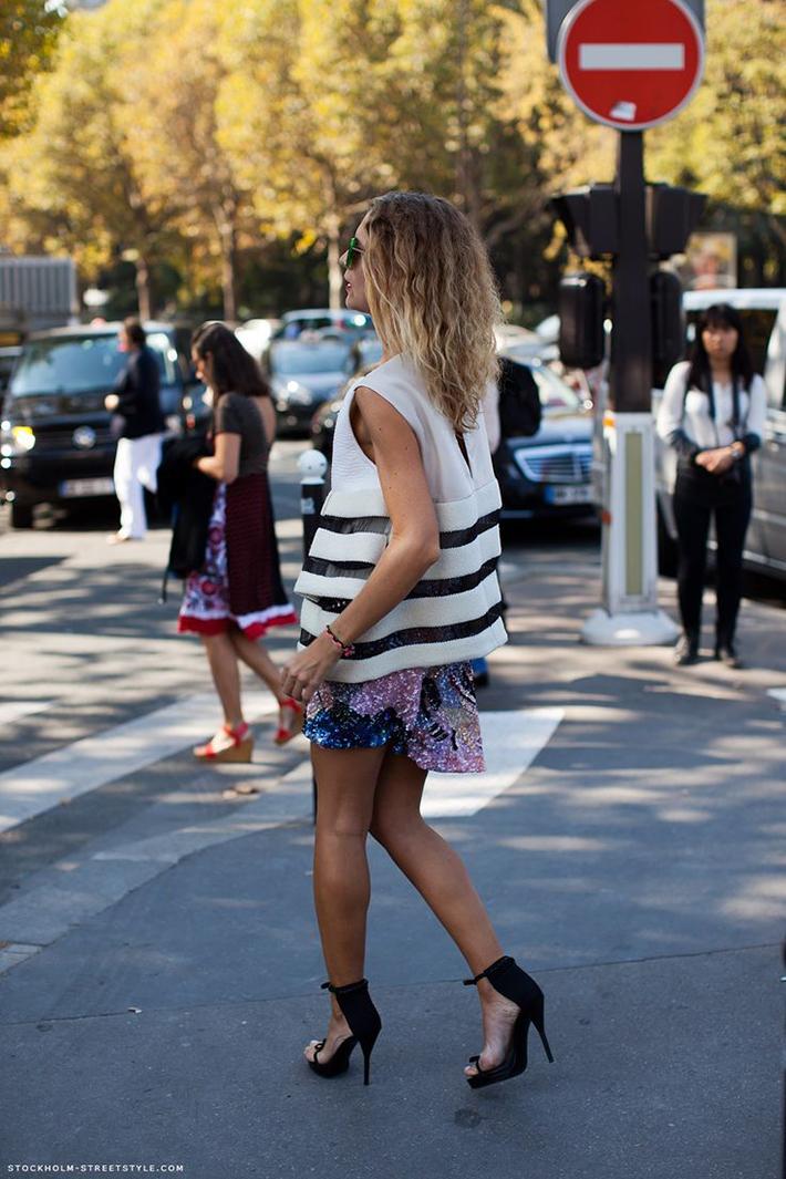 Stripes Navy Style Inspiration Streetstyle08