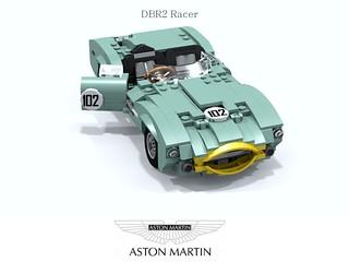 Aston Martin DBR2 Racer (1957-1959)
