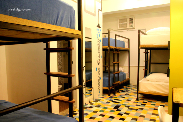 Junction Hostel Makati Dorm Room