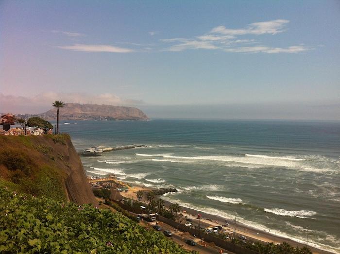 malecón cisneros Lima