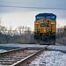 Eastbound Freigh Train