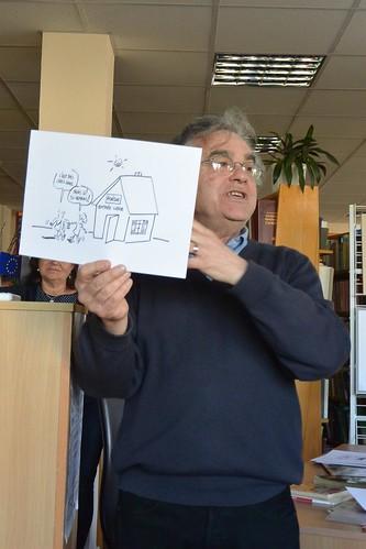 Габс карикатурист