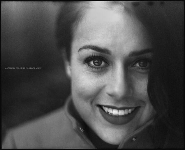 Kodak Aero Ektar Portrait