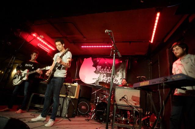 Perapert Sala Clamores Madrid Popfest 2015 Flickr