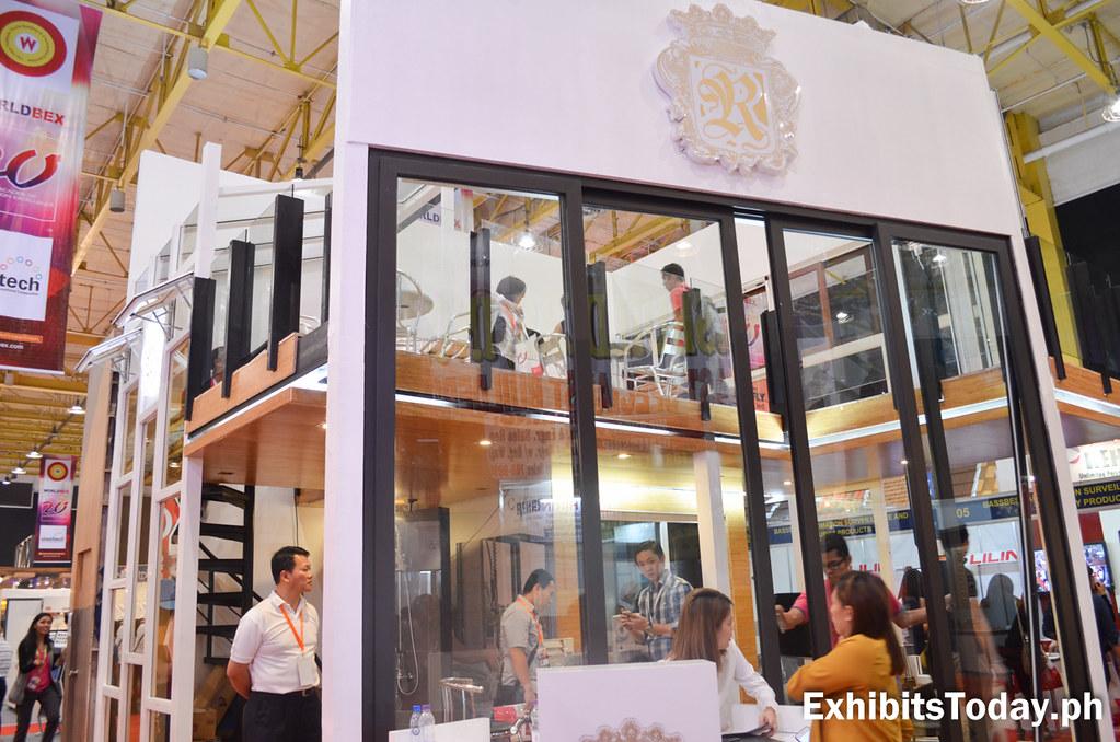 Rehau Trade Show Booth