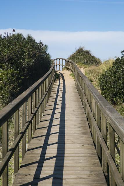 Playa del Espartal de Salinas