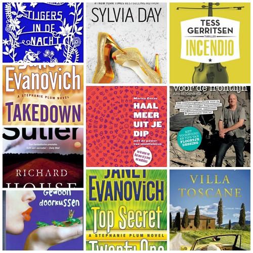 Gelezen boeken juni 2014