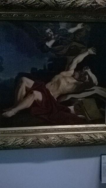 Courbet, le réveil de St-Jérôme