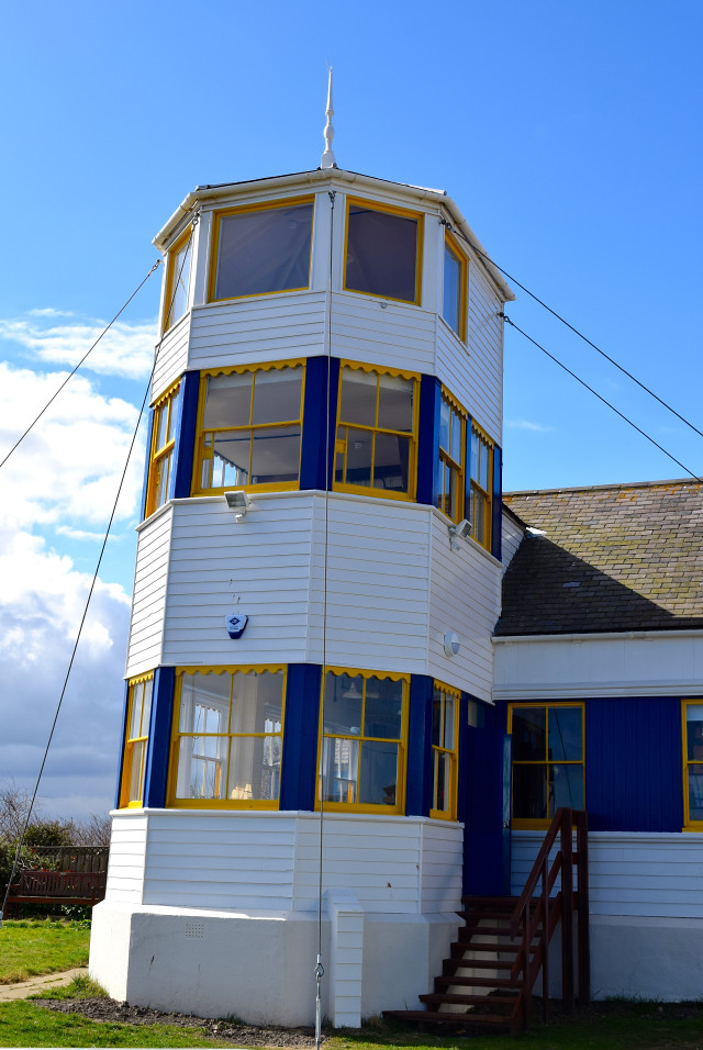 Tynemouth Volunteer Life Brigade Tower