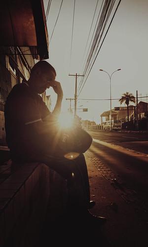 city brazil portrait people urban man brasil sunrise golden nokia pessoas retrato hour microsoft worried urbano hdr feelings 930 lumia