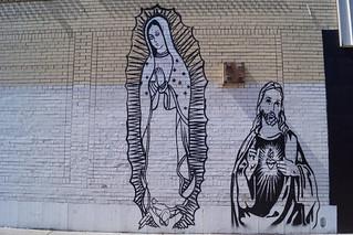 Guadaloupe and Jesus