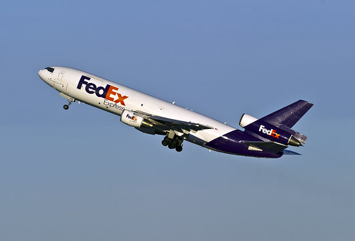Fedex Seven Two Eight Heavy, Contact Departure