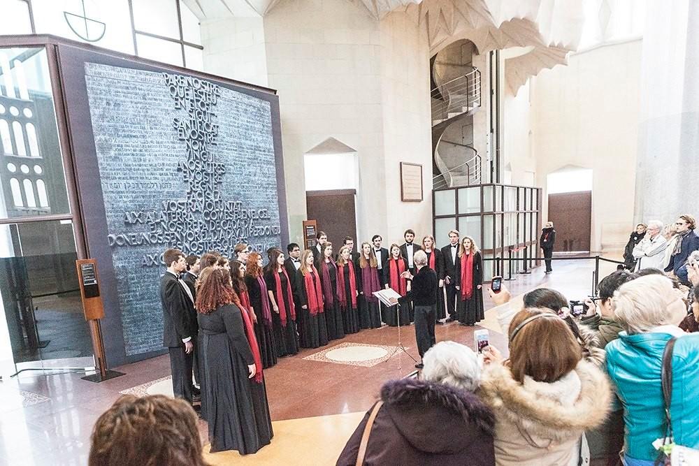 Centre College Choir 2014 Tour of Spain