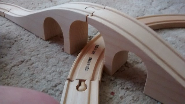 Use the correct size of tunnel for your trains