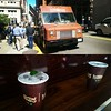 Just found the #philz truck. Late to the party