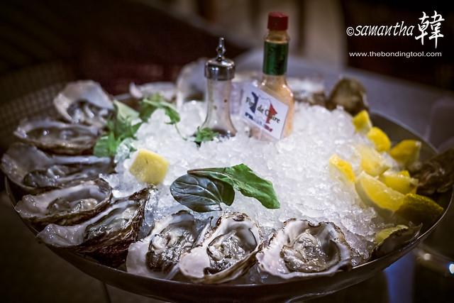 Oyster Bar & Grill Wharf