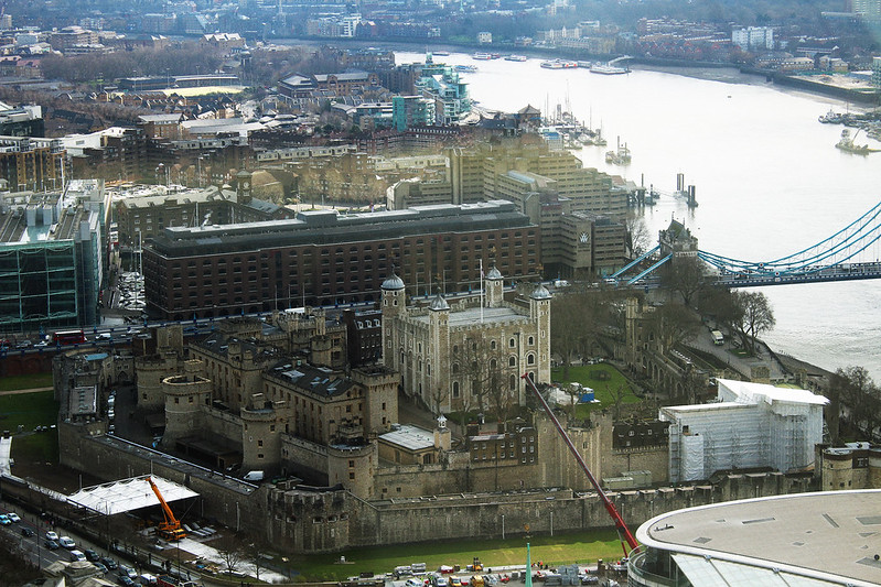Sky Garden View Tower of London