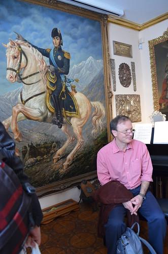 Visita al taller y museo del maestro orfebre argentino Pallarols / Visit at the museum Argentine master goldsmith Pallarols