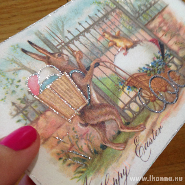 Easter Postcard from Andria