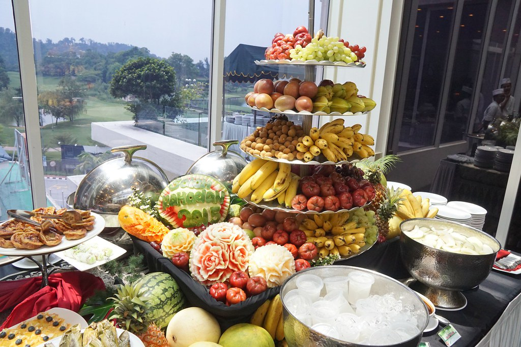 Ramadan buffet 2015 - Buka Puasa at Sime Darby Convention Centre