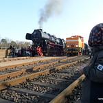 Dampflokomotive 52 8154-8 der 52er Baureihe -1