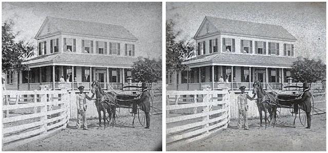 Planter's summer residence
