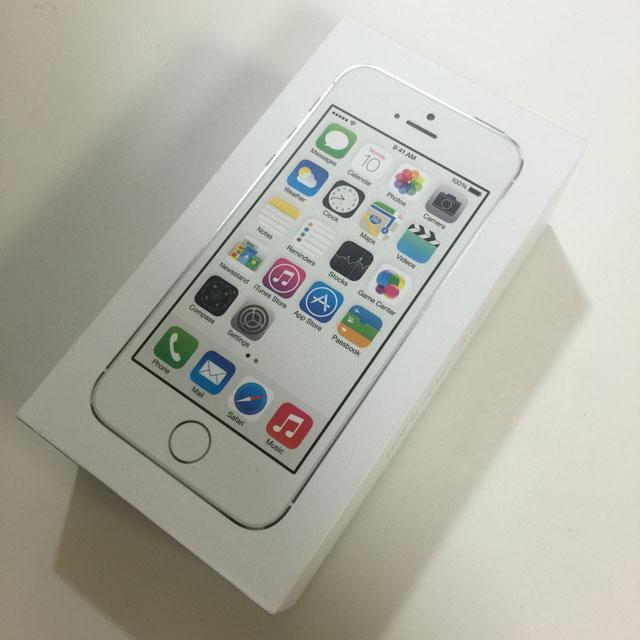 iPhone白い箱