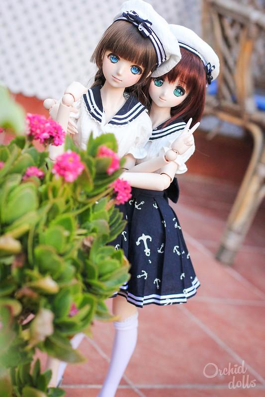 Sailor Twins!