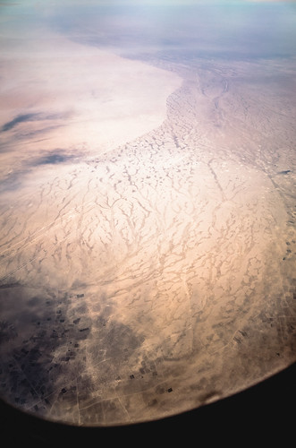 brown airplane landscape photography flying view desert iraq ricohgr windowseat 2014 aereal sabinescheller