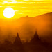 Sunrise over Bagan - Myanmar by lucien_photography
