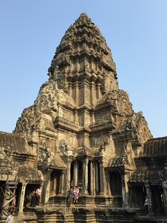 Another spire in Angkor Wat