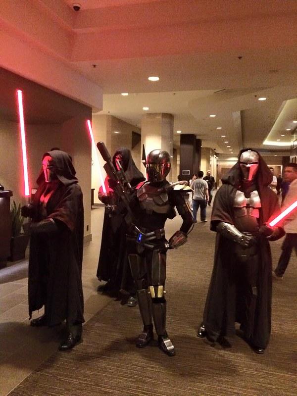 Old Republic Hitting the Lobby