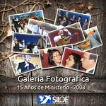 Imágenes del Recuerdo - 15 Años de Ministerio pastor Hugo A. Montecinos