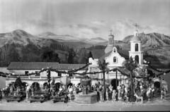 Mission San Luis Rey model, Knott's Berry Farm