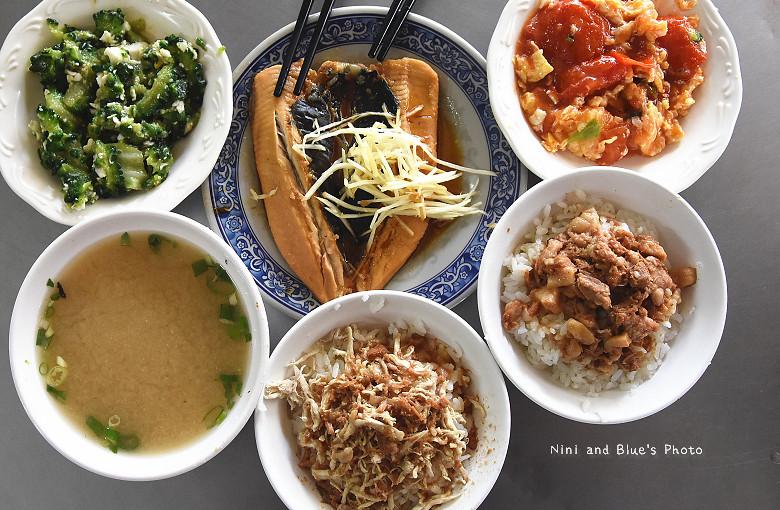 高雄市場開封街小吃郭肉燥飯01