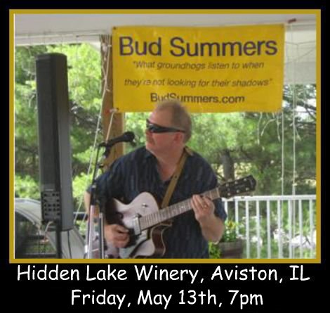Bud Summers 5-13-16