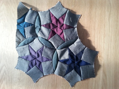 Stitching sequence 3