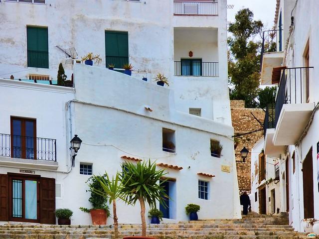 Casas de Dalt Vila