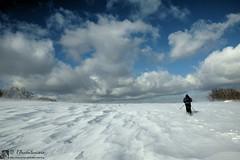 Monte Carmorlo per valle Scurosa (invernale)