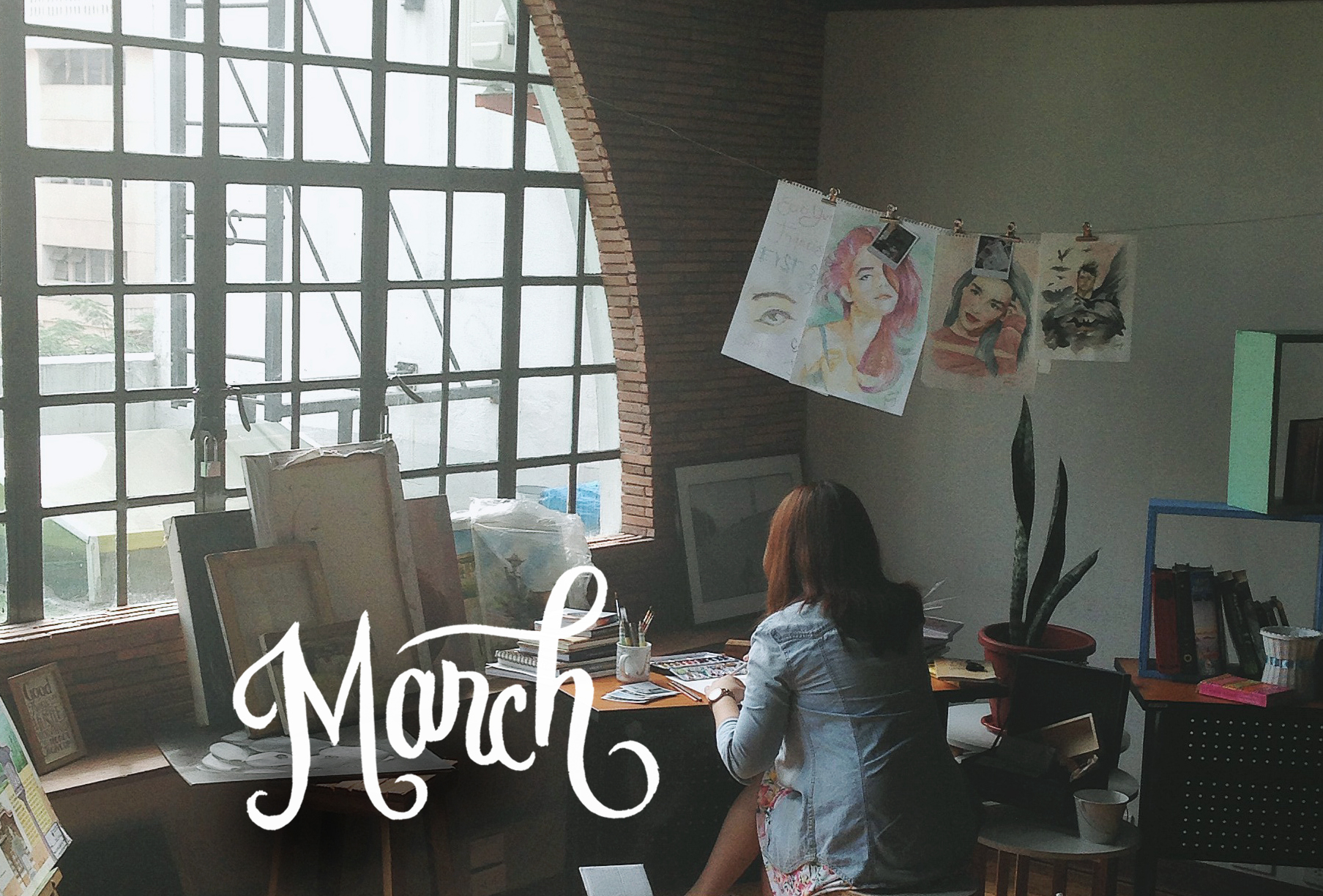 March cover