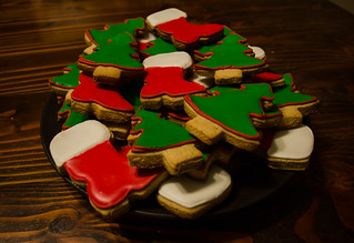 Christmas Biscuits. DSC_0005