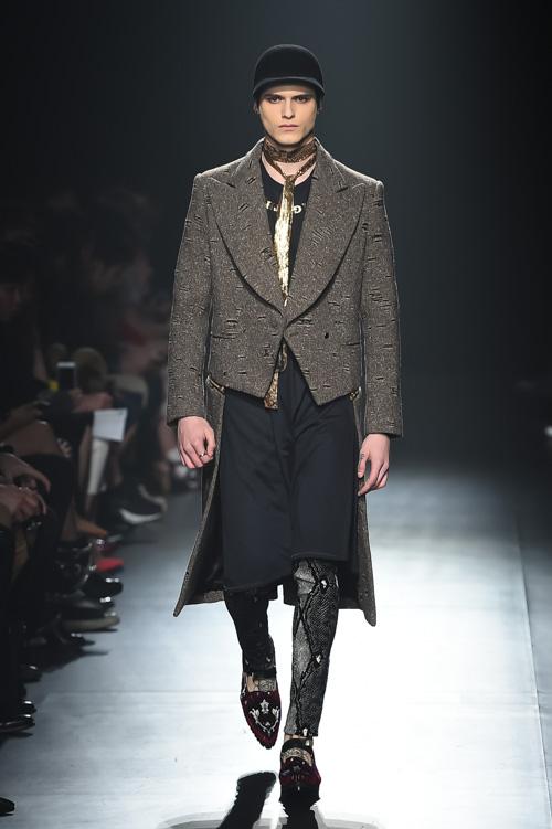 FW15 Tokyo DRESSCAMP025_Arthur Daniyarov(Fashion Press)