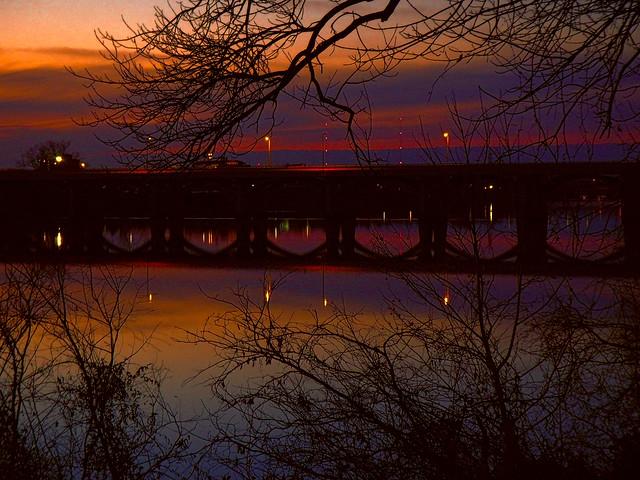 Arkansas River 21st Street Bridge Restyle