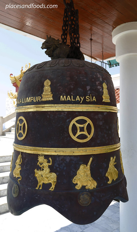 Phra Phothisat Kuan Im big bell donated by malaysia