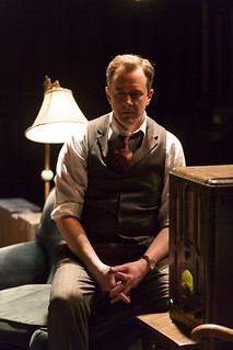 Derek Hasenstab in the Huntington Theatre Company's production of William Inge's COME BACK, LITTLE SHEBA, directed by David Cromer, playing March 27 – April 26, 2015, South End / Calderwood Pavilion at the BCA. Photo: T. Charles Erickson.