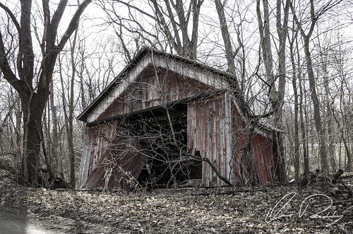 Ode To The Old Barn