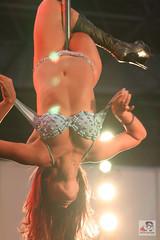 clothing, undergarment, lingerie, muscle, blond, erotic dance, swimwear, bikini, adult,