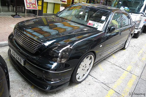 CAR in Hong Kong