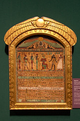 Egyptian Stela in Victorian Mount