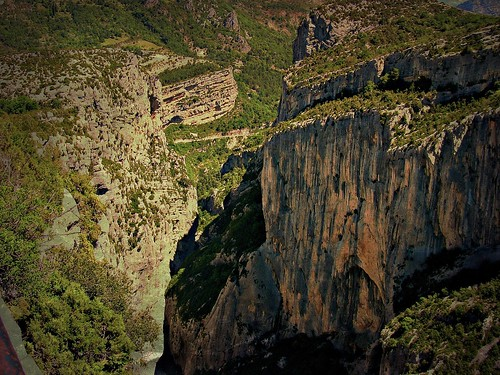 , Gorges de Verdon, Verdon-Canyon, 12572/4988